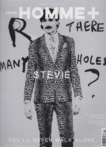 Arena Homme + Magazine - 35 Stevie