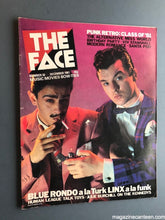 Load image into Gallery viewer, The Face Magazine 1981 - Blue Rondo