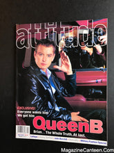 Load image into Gallery viewer, Attitude Magazine 2001 - 90 / Brian Dowling