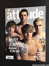 Load image into Gallery viewer, Attitude Magazine / Issue 153 / McFly