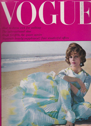 Vogue Magazine -  June 1964 - Leobruno Bodi