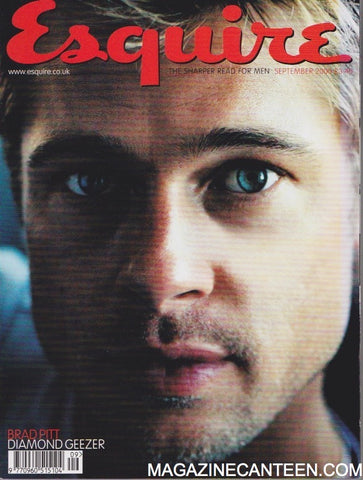 Esquire Magazine - 2000 September - Brad Pitt