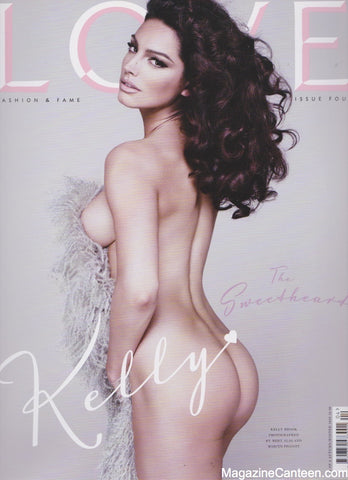 Love Magazine Issue 4 Kelly Brook