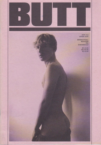 Butt Magazine - Issue 12