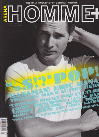 Arena Homme + Magazine Issue 25 Eric Bana for sale