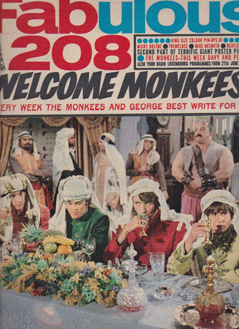 Fabulous 208 Magazine - The Monkees