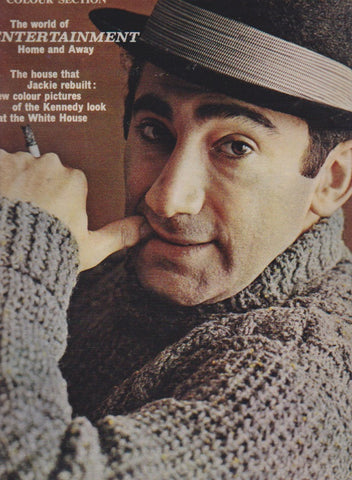 The Sunday Times Magazine 1962 - Lionel Bart