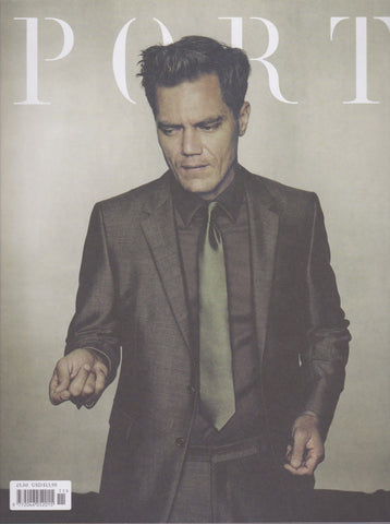 Port Magazine 11. Michael Shannon