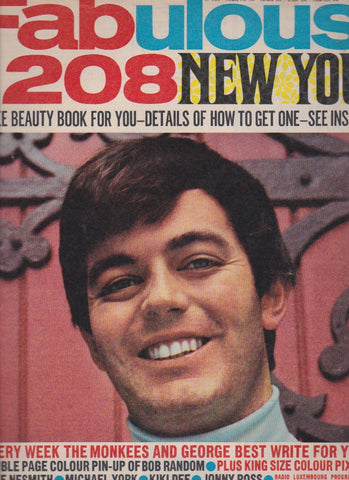 Fabulous 208 Magazine - Tony Blackburn