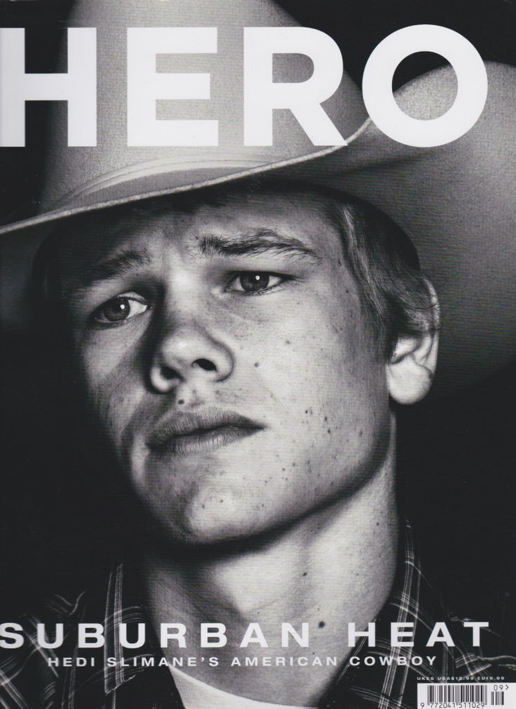Hero Magazine - Issue 9 - 2013 - Hedi Slimane