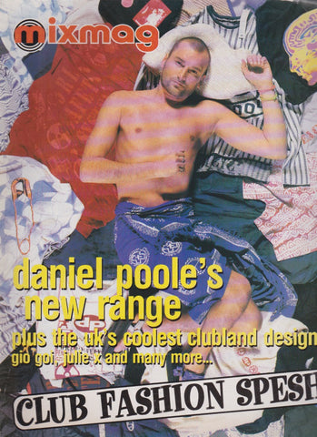 Mixmag Magazine Supplement - Daniel Poole