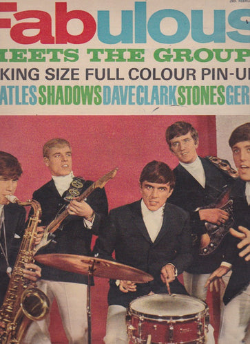 Fabulous 208 Magazine - The Dave Clark Five