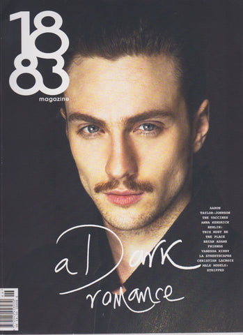 1883 magazine - 6 - Aaron Taylor Johnson