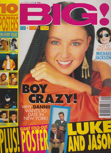 Big Magazine - Dannii Minogue