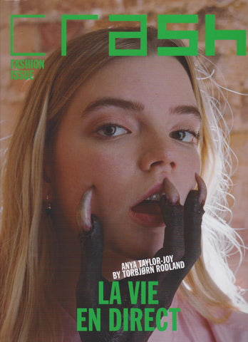 Crash Magazine 87 - Anya Taylor Joy