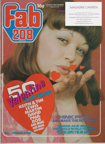 Fabulous 208 Magazine - Valentine Issue
