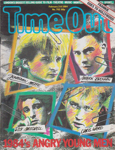 Time Out Magazine - Madness