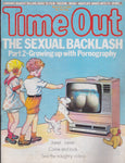 Time Out Magazine - Keith Burkinshaw