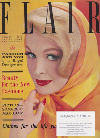 Flair Magazine 1961 - Camera Clix