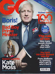 GQ Magazine - February 2013 - Boris Johnson