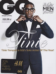 GQ Magazine - October 2012 - Tinie Tempah