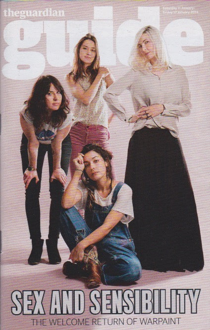 Guide Magazine - Warpaint