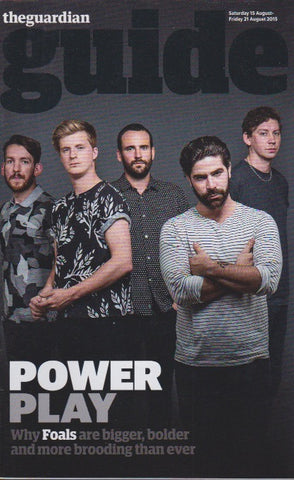 Guide Magazine - The Foals
