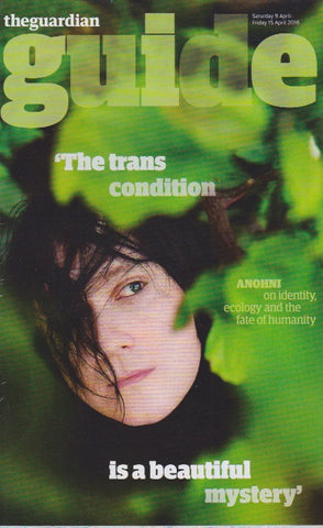 Guide Magazine - Anohni