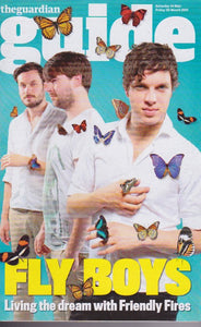 Guide Magazine - Friendly Fires