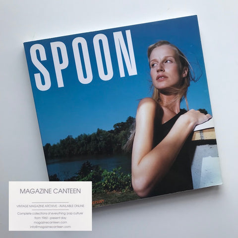 Spoon Magazine - 5 - Steve Hiett - Esther De Jong