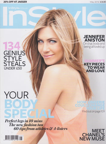InStyle Magazine - Jennifer Aniston