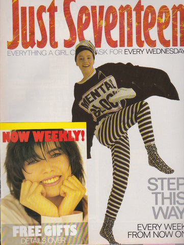 Just Seventeen Magazine - Mary Quant