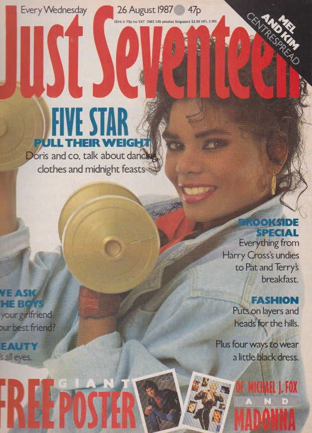 Just Seventeen Magazine - Five Star