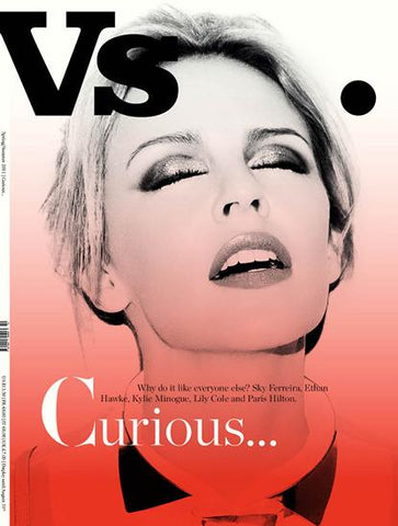 VS Magazine - Kylie Minogue by Matt Irwin