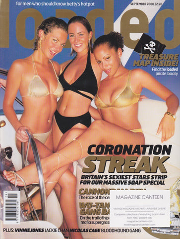 Loaded Magazine - Coronation Streak