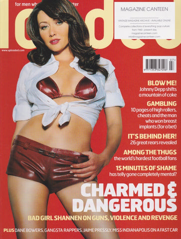Loaded Magazine - Shannen Doherty