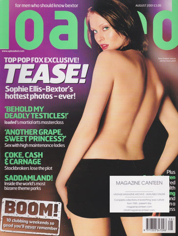 Loaded Magazine - Sophie Ellis Bextor