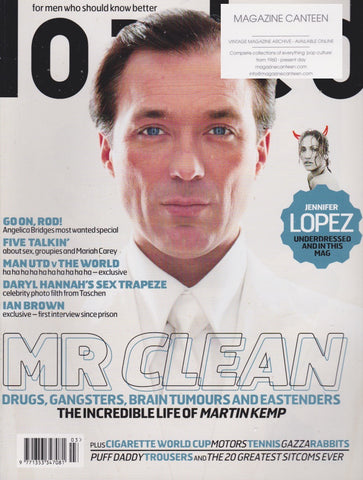 Loaded Magazine - Martin Kemp