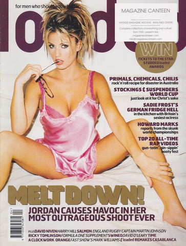Loaded Magazine - Katie Price
