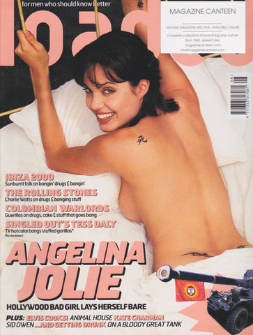 Loaded Magazine - Angelina Jolie