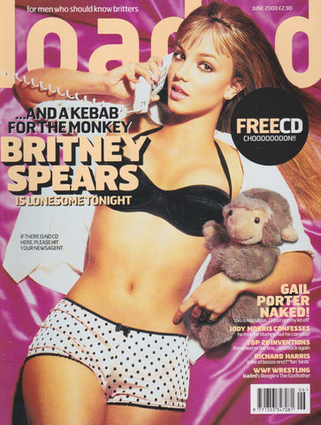 Loaded Magazine - Britney Spears