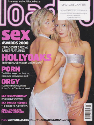 Loaded Magazine - Hollyoaks