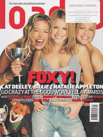 Loaded Magazine - Foxy