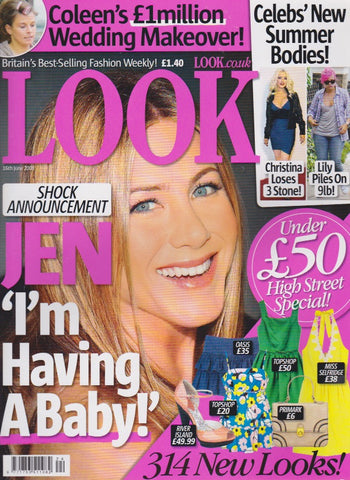 Look Magazine - Jennifer Aniston