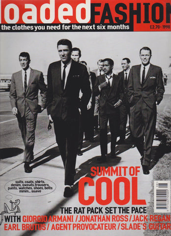 Loaded Fashion Magazine - Summit of cool