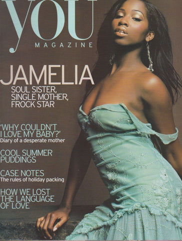 You Magazine - Jamelia