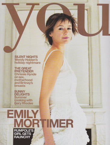 You Magazine - Emily Mortimer