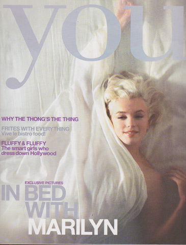 You Magazine - Marilyn Monroe