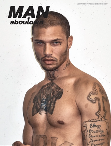 Man About Town Magazine - Jeremy Meeks