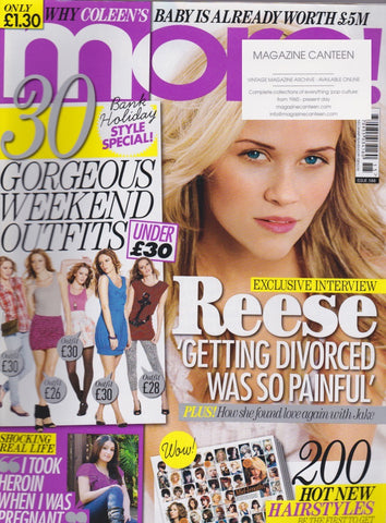 More Magazine - Reese Witherspoon